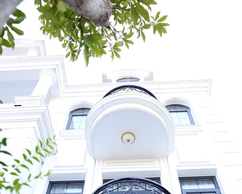 Dự án đèn trang trí ngoại thất cho khu căn hộ cao cấp Vinhomes Imperia Hải Phòng